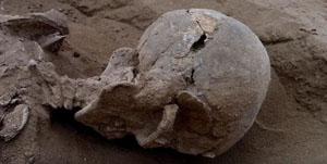 Antropologie primul masacru