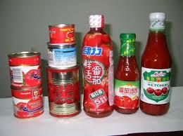 Inventie Ketchup
