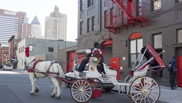 Trasuri in New York