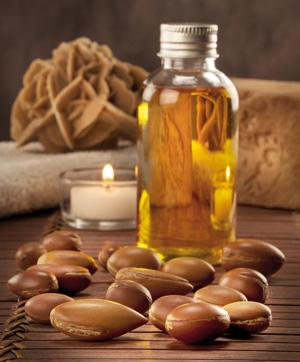Tratamente cu ulei argan