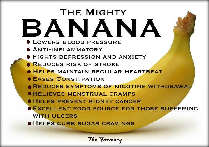 Bananele regim sanatate