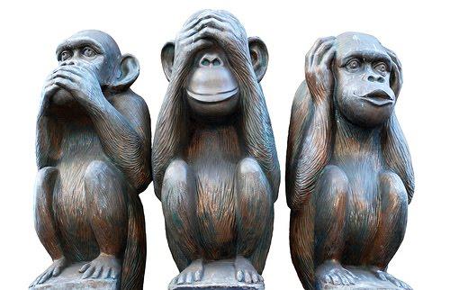 Legenda trei maimute