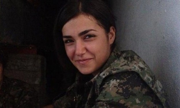 Arin Mirkan Siria