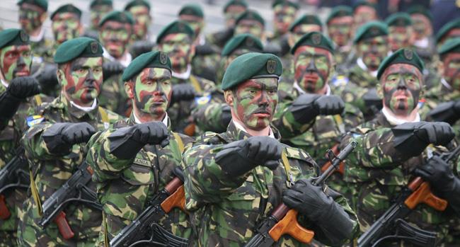 Angajari in armata soldati