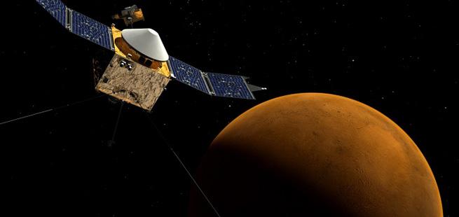 Marte colonizare