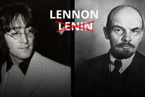Lenin devine Lennon