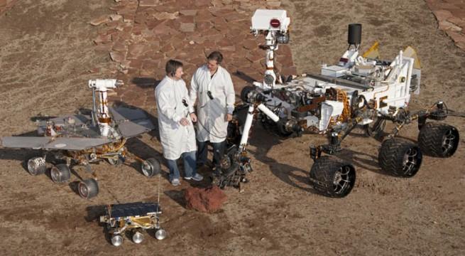 Rover chinez Marte