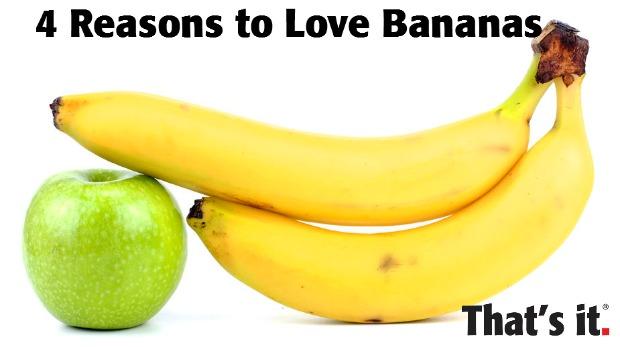 Banane sanatate
