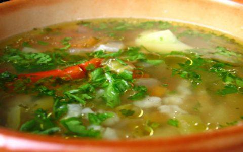 Ciorba legume zeama varza