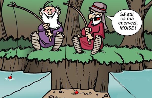 Faze haioase pescari