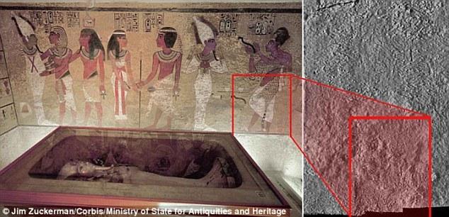 Posibil intrare Nefertiti