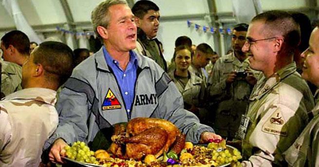 Bush Irak
