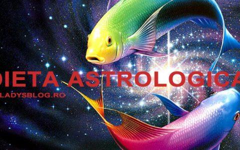 Dieta astrologica pesti