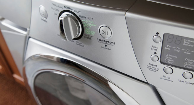 Masina spalat rufe curatare