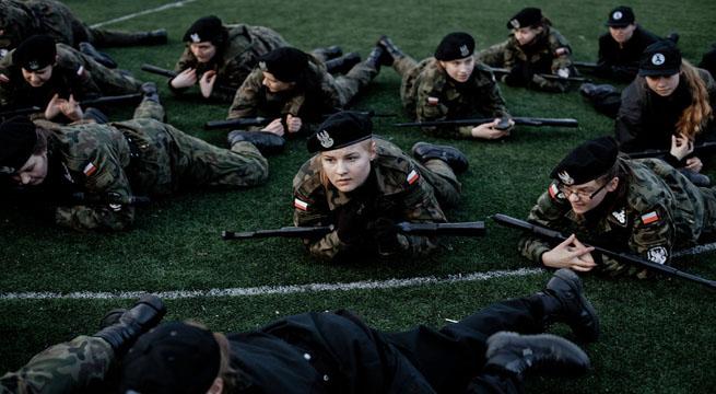 Voluntati militari Polonia