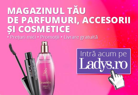 Afacerea Ladys Cosmetice