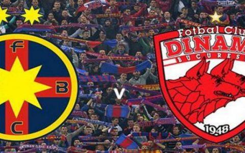 Steaua-Dinamo live
