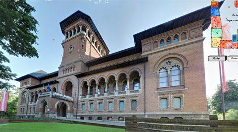 Muzee virtuale Romania