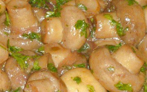 Reteta Ciuperci Marinate