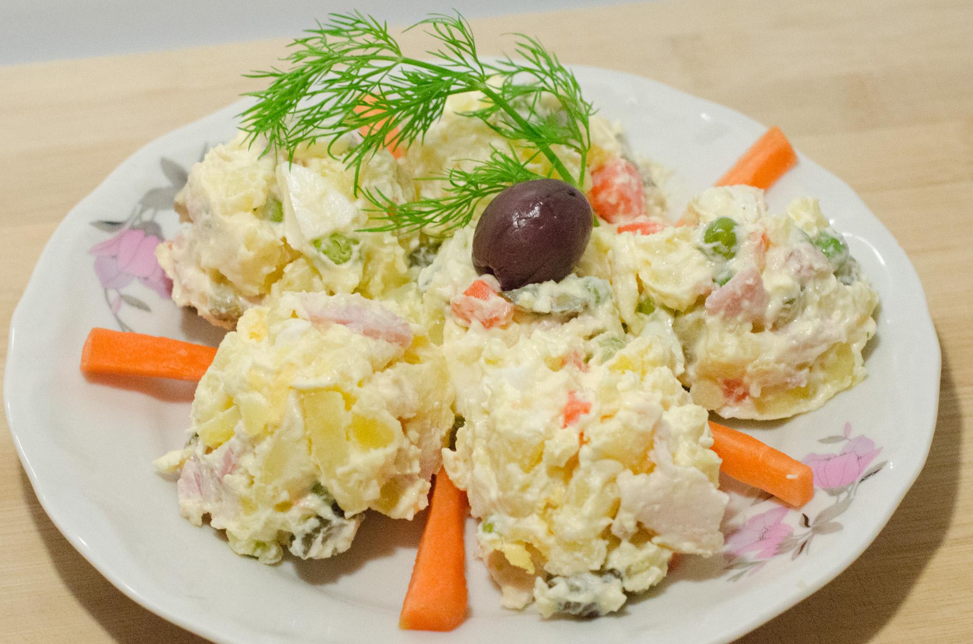 Salata bulgareasca orientala