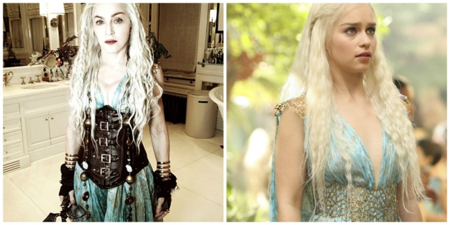 Madinna in Games of Thrones