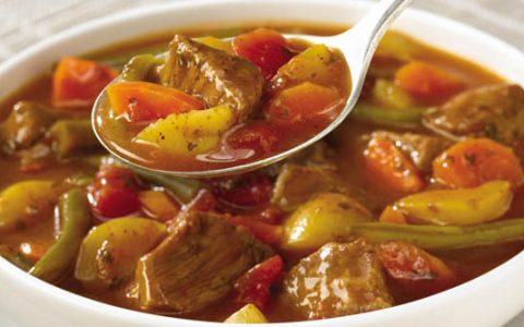 Reteta supa carne