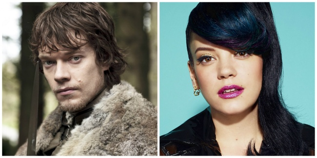 Theon frate Lily Allen