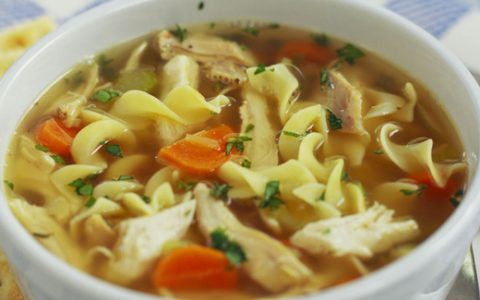 Supa cu taitei reteta