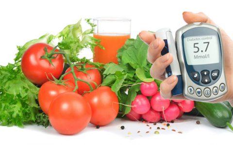 Regim alimentar diabetic