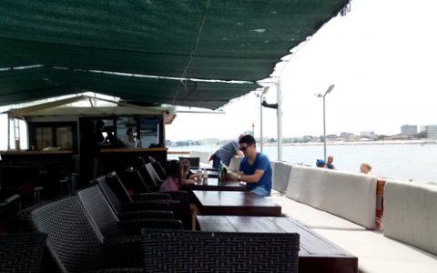 Croaziera Mamaia Vapor Marea Neagra