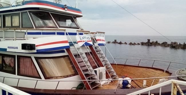 Kaptan M croazieră Mamaia