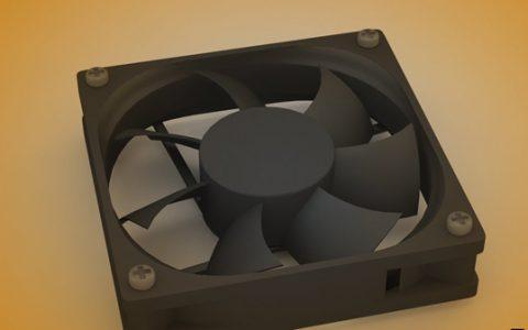Cooler pc Fan ventilator calculator