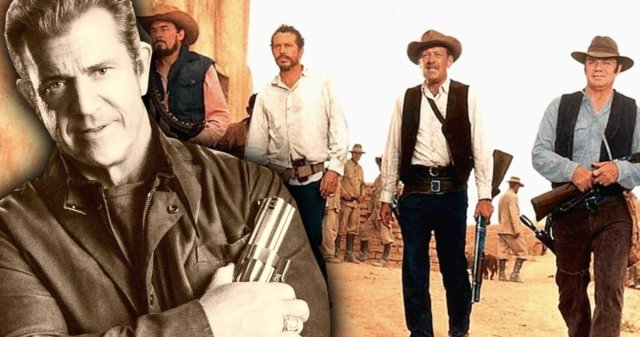 Mel Gibson The Wild Bunch