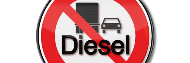 Interdicţii motoare diesel Europa