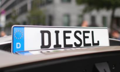 Maşini diesel interzise în Germania automobile motorină