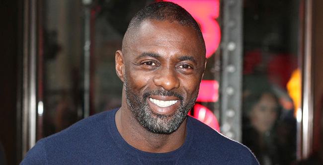 Cel mai Sexy barbat Idris Elba