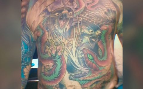 Tatuaj Chris Wenzel