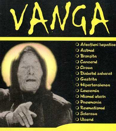 Reţete practice Baba Vanga