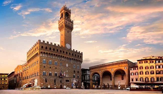 Florenţa ghid turistic Michelin