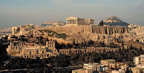 Ghid turistic Atena română