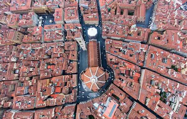 Ghidul turistic al Florenţei