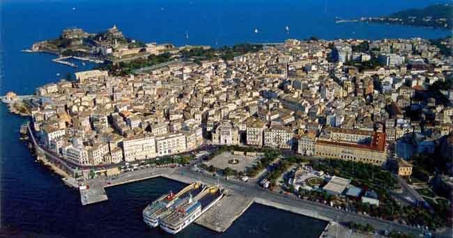 Ghid insula Corfu Grecia