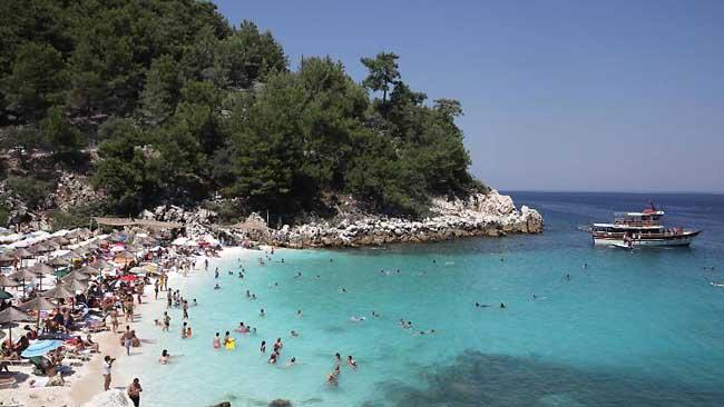 Ghid Turistic Thassos Grecia