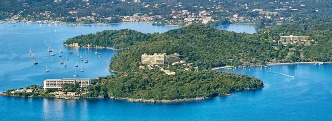Ghid turistic Corfu Grecia