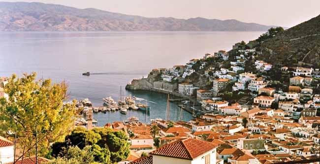 Ghid turistic Grecia insula Hydra