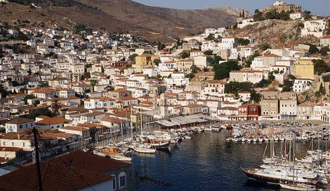 Ghid Turistic Hydra Grecia