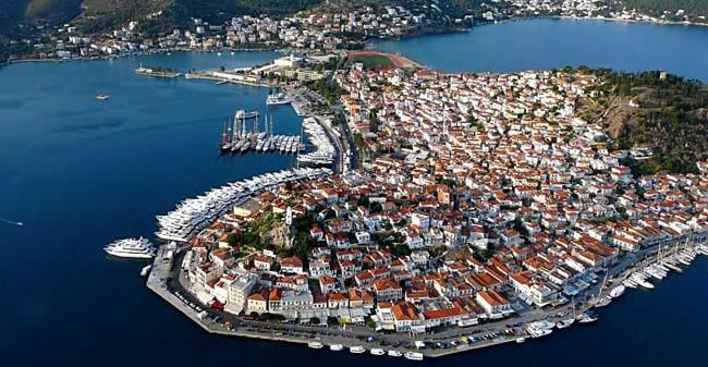 Ghid turistic Poros Grecia