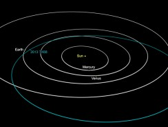 Un asteroid de peste 30 metri trece pe langa Terra