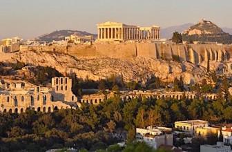 Ghid turistic Atena