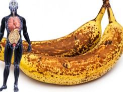 Beneficiile bananelor pentru sanatate